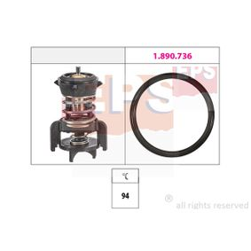Thermostat, coolant with OEM Number 04L 121 026 J