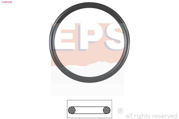 EPS  1.890.590 Gasket, thermostat Ø: 50mm