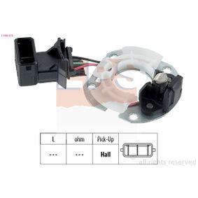 Sensore, Impulso d'accensione con OEM Numero 051905205C