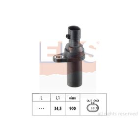 Sensor, crankshaft pulse 1.953.377 PUNTO (188) 1.2 16V 80 MY 2006