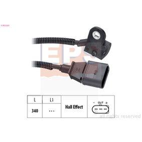 Sensor, posición arbol de levas Long. cable: 340mm con OEM número 045.957.147 A