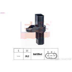 Sensor, Nockenwellenposition mit OEM-Nummer 1214 1 435 351