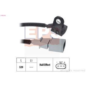 Sensor, posición arbol de levas Long. cable: 320mm con OEM número 03G 957 147 B