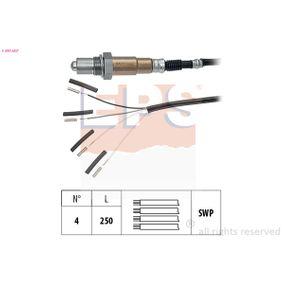 Lambdasonde Kabellänge: 250mm mit OEM-Nummer 9202576