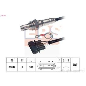 Lambdasonde Kabellänge: 500mm mit OEM-Nummer 030 906 265 AB