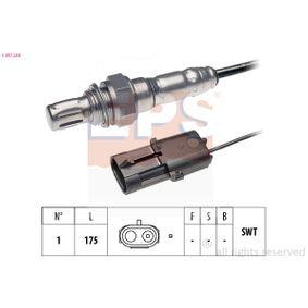 Lambdasonde Kabellänge: 570mm mit OEM-Nummer 11 78 1 742 051