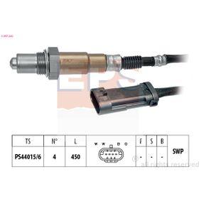 Lambdasonde Kabellänge: 450mm mit OEM-Nummer 2269 000 QAD