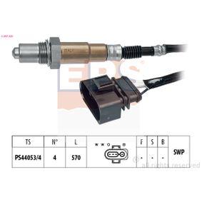 Lambdasonde Kabellänge: 570mm mit OEM-Nummer 030906265AD