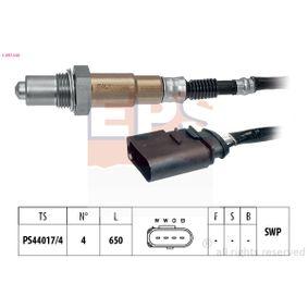 Lambdasonde Kabellänge: 650mm mit OEM-Nummer 03D 906 265 B
