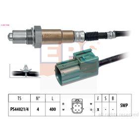 Lambdasonde Kabellänge: 400mm mit OEM-Nummer 22690AX000