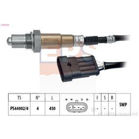 Lambdasonde Kabellänge: 450mm mit OEM-Nummer 4678 6046