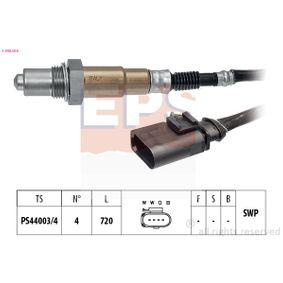 Lambdasonde Kabellänge: 720mm mit OEM-Nummer 06E906265P