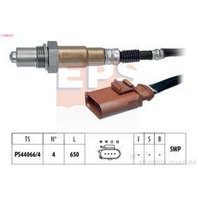 Lambdasonde Kabellänge: 650mm mit OEM-Nummer 06E 906 265 N