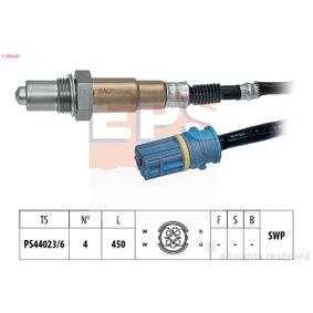Lambdasonde Kabellänge: 450mm mit OEM-Nummer 117875 30285