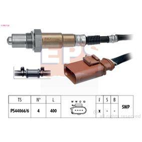 Lambdasonde Kabellänge: 400mm mit OEM-Nummer 03C906262T