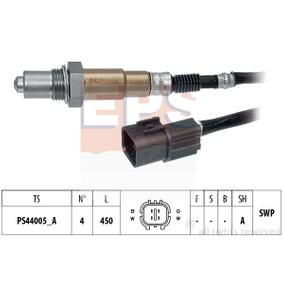 Lambdasonde Kabellänge: 450mm mit OEM-Nummer 392102B040