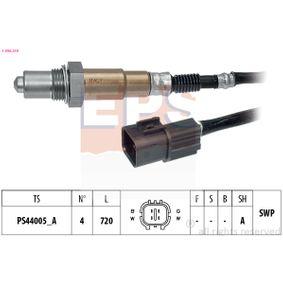 Lambdasonde Kabellänge: 720mm mit OEM-Nummer 3921002610