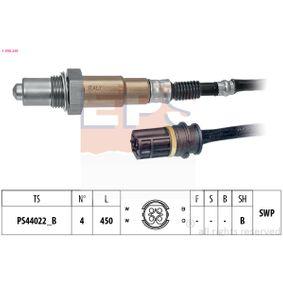 Lambdasonde Kabellänge: 450mm mit OEM-Nummer A 001 540 95 17