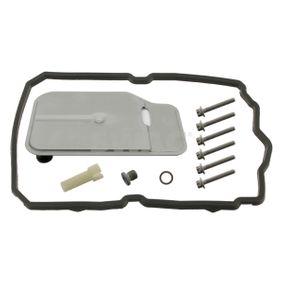 Hydraulikfiltersatz, Automatikgetriebe mit OEM-Nummer 007603012110