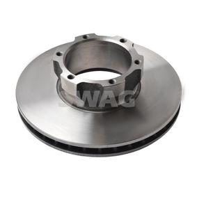 Bremsscheibe Bremsscheibendicke: 30mm, Ø: 304,0mm mit OEM-Nummer 669.421.06.12