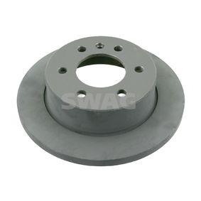 Bremsscheibe Bremsscheibendicke: 16,3mm, Ø: 298,0mm mit OEM-Nummer A 906 423 0012