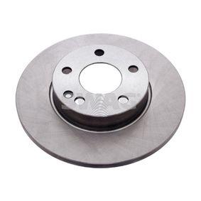 Bremsscheibe Bremsscheibendicke: 12mm, Ø: 276,0mm mit OEM-Nummer A 169 421 00 12