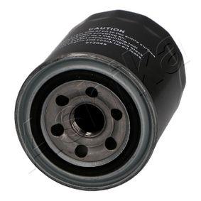 Ölfilter Ø: 80mm, Länge: 102mm, Länge: 102mm mit OEM-Nummer 8FG1-23-802