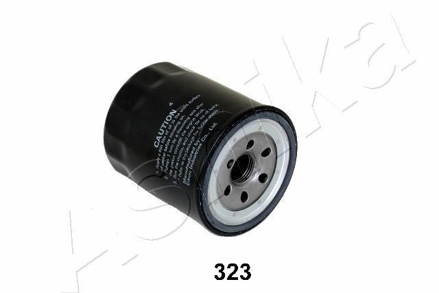 ASHIKA  10-03-323 Ölfilter Ø: 102mm, Länge: 127mm, Länge: 127mm