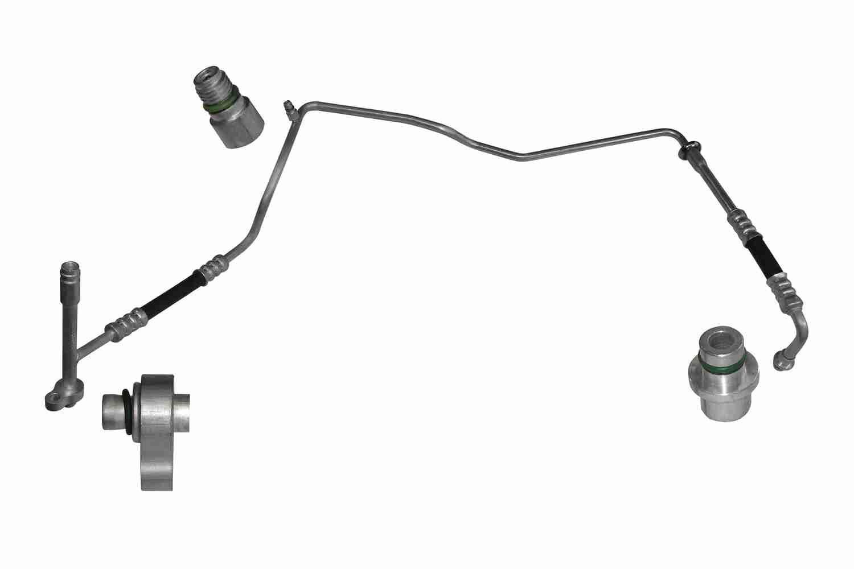 VEMO  V25-20-0029 Hochdruck- / Niederdruckleitung, Klimaanlage