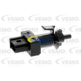 Switch, clutch control (engine control) with OEM Number 004 545 2114
