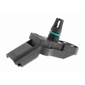 VEMO Sensor, Saugrohrdruck V22-72-0061 für PEUGEOT 307 SW (3H) 2.0 16V ab Baujahr 03.2005, 140 PS