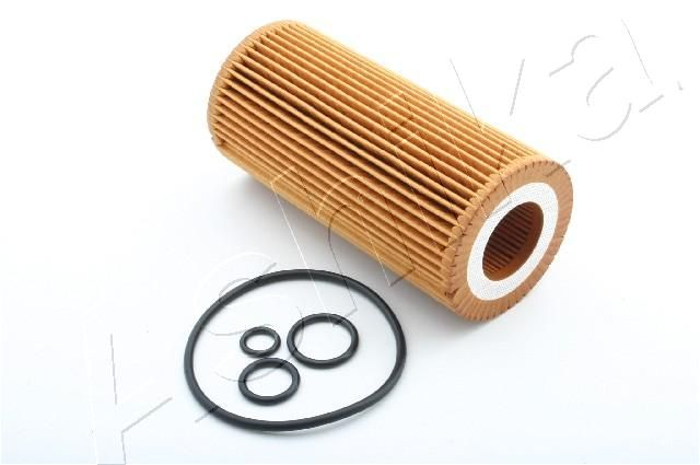 ASHIKA  10-ECO088 Ölfilter Ø: 64mm, Innendurchmesser: 31mm