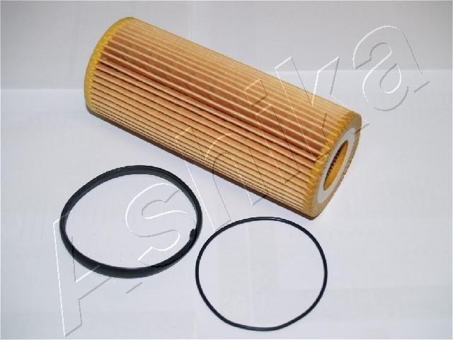 ASHIKA  10-ECO108 Ölfilter Ø: 64mm, Innendurchmesser: 31mm, Länge: 155mm, Länge: 155mm