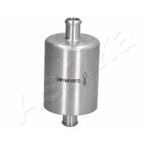 LANCIA Delta III (844) 1.4 Bifuel Kraftstofffilter ASHIKA 10-GAS38S (1.4 Bifuel Benzin/Autogas (LPG) 2012 198 A4.000)