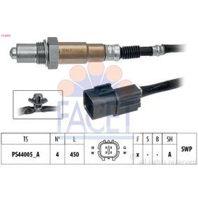 Lambdasonde Kabellänge: 450mm mit OEM-Nummer 39210-26810