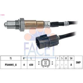 Lambdasonde Kabellänge: 650mm mit OEM-Nummer 39210 02620