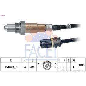 Lambdasonde Kabellänge: 450mm mit OEM-Nummer A001 540 9517