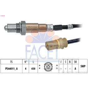 Lambdasonde Kabellänge: 450mm mit OEM-Nummer 11787539137