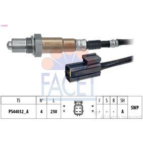Lambdasonde Kabellänge: 250mm mit OEM-Nummer 39210 23500