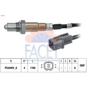 Lambdasonde Kabellänge: 1100mm mit OEM-Nummer 39210-2B050