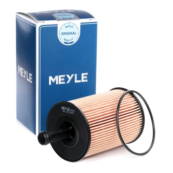 Filter MEYLE 1001150000 Erfahrung