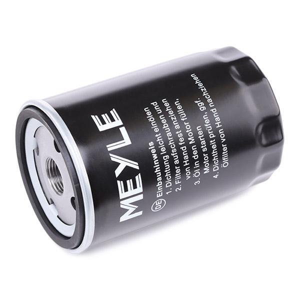 Ölfilter MEYLE MOF0034 4040074243497