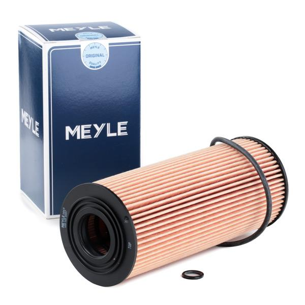 Motorölfilter 100 115 0007 MEYLE MOF0039 in Original Qualität