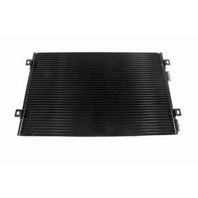 Kondensator, Klimaanlage Netzmaße: 582 x 350 x 22 mm mit OEM-Nummer 5 017 405AB