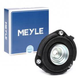 Top Strut Mounting with OEM Number 1K0 412 331 B