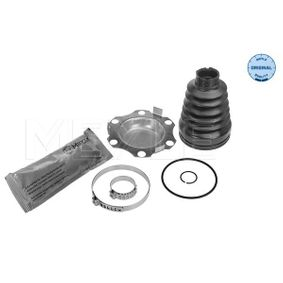 Faltenbalgsatz, Antriebswelle Innendurchmesser 2: 27mm, Innendurchmesser 2: 71mm mit OEM-Nummer 1J0 498 201 D