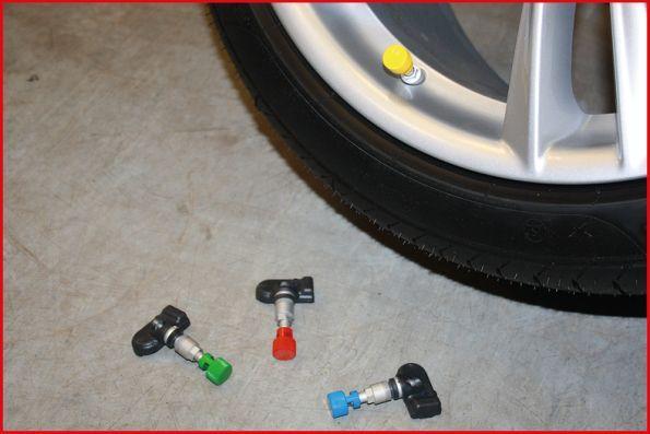 Tyre Valve Cap KS TOOLS 100.1185 rating