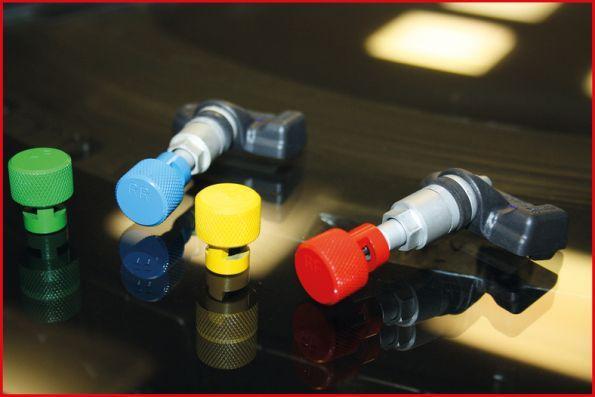 Tyre Valve Cap KS TOOLS 100.1185 expert knowledge