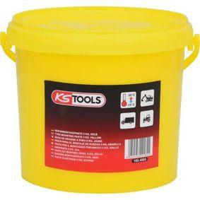 Montagepaste KS TOOLS 100.4005 für Auto (5375g)