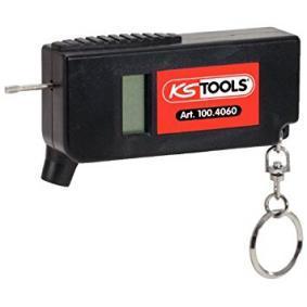 KS TOOLS Däcktrycksprovare / -fyllare 100.4060